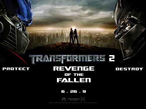 revenge ot the fallen