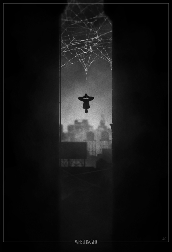 Spider-Man-poster-Marko-Manev